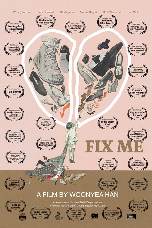 Fix Me Poster