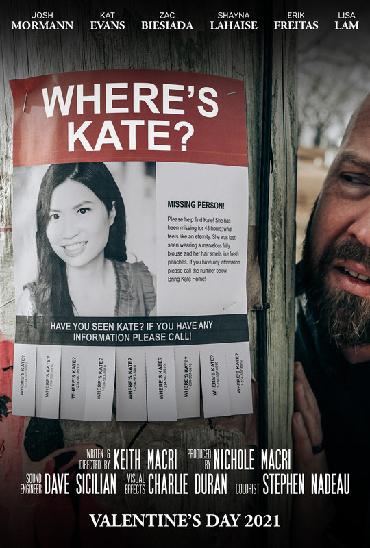 Where_s Kate Poster