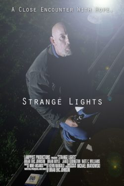 Strange Lights Poster