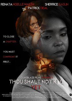 thou shalt not kill real poster